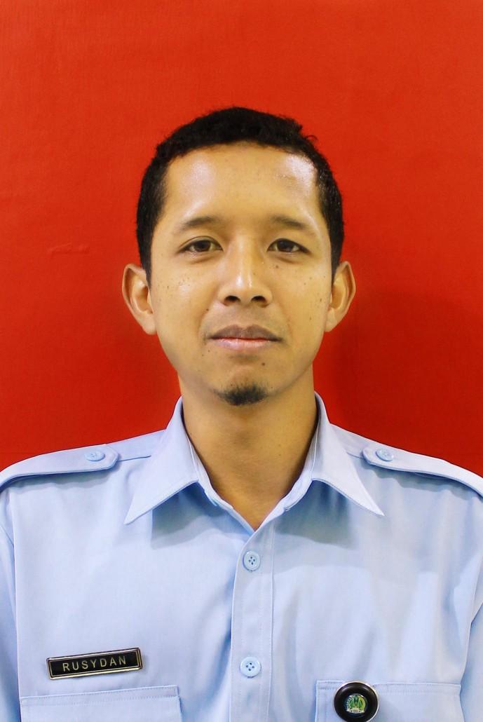 Rusydan Haryanto