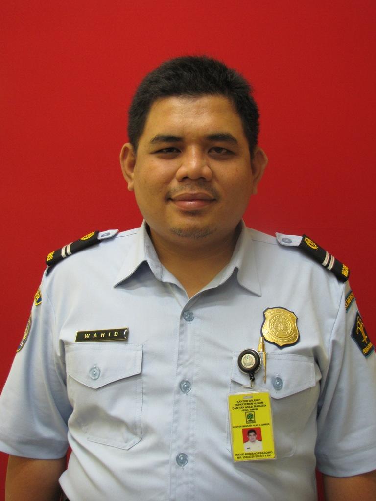 Wahid Roriano Prabowo